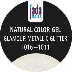 Natural Color Gel glamour metallic glitter  5g