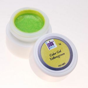 Color Gel - Yellowgreen, 5g
