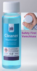 Nailcleaner 200 ml mit Safety First Verschluss