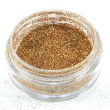 Glitter-Puder 2 g Farbe: gold/rainbow