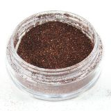 Glitter-Puder 2 g Farbe: brown rainbow