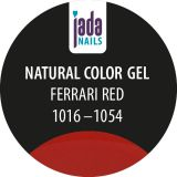 Natural Color Gel Ferrari-red 5 g