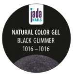 Natural Color Gel black glimmer 5g