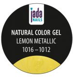 Natural Color Gel lemon metallic 5g